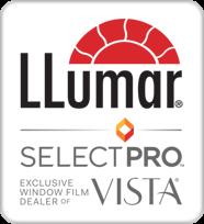 Vista Llumar Select Pro